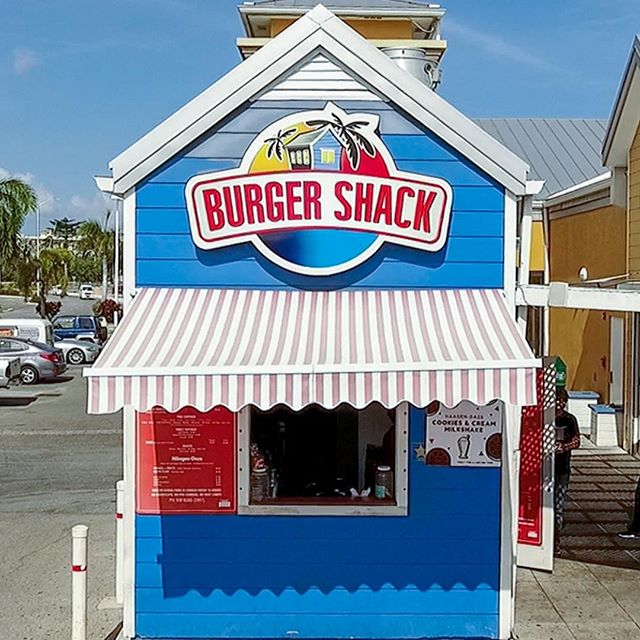 Burger Shack Marquee Plaza